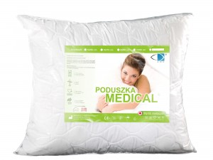 Poduszka Medical 40x80 Z